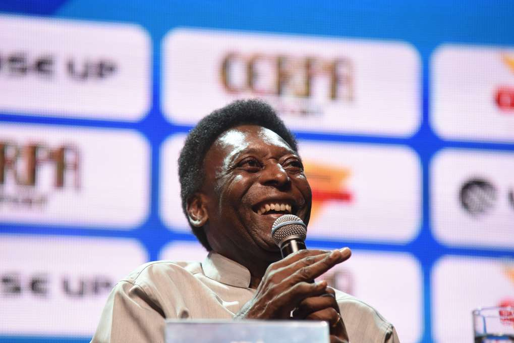 © FABI0 TEIXEIRA /Anadolu Agency/Getty Images Pelé